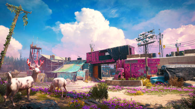 Far Cry New Dawn for free