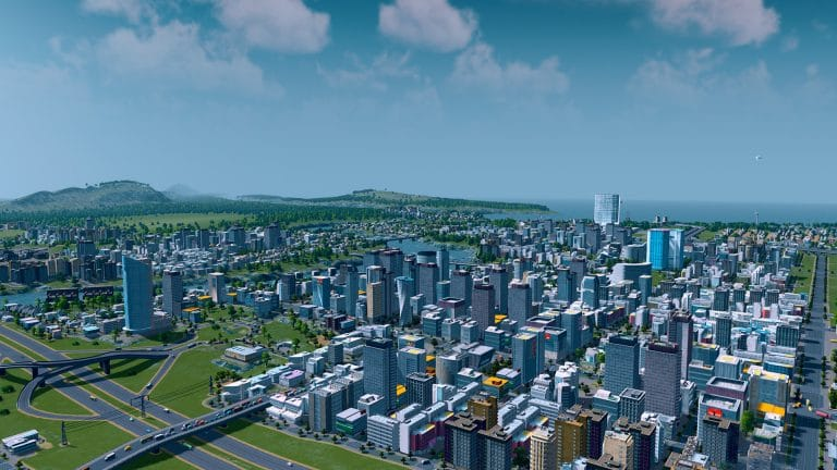 Cities Skylines for free