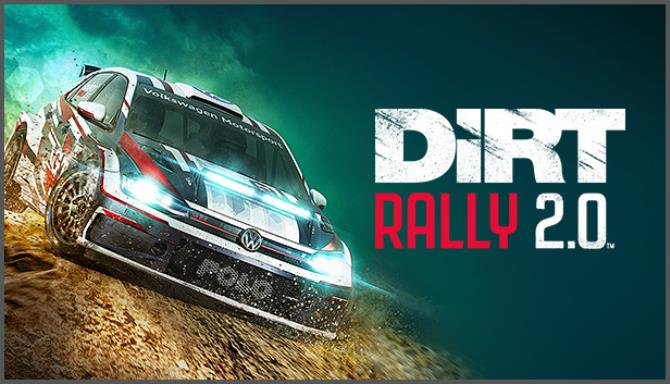 DiRT Rally 2.0 for free pc