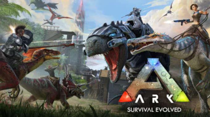 ark survival evolved game download free