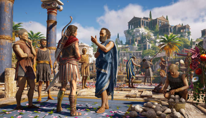 Assassins Creed Odyssey free