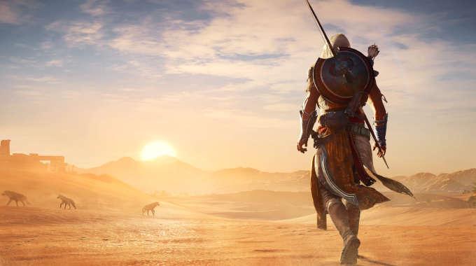 Assassins Creed Origins cracked