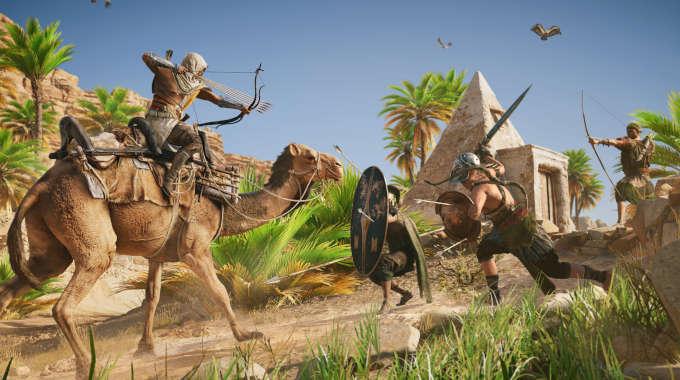 Assassins Creed Origins for free