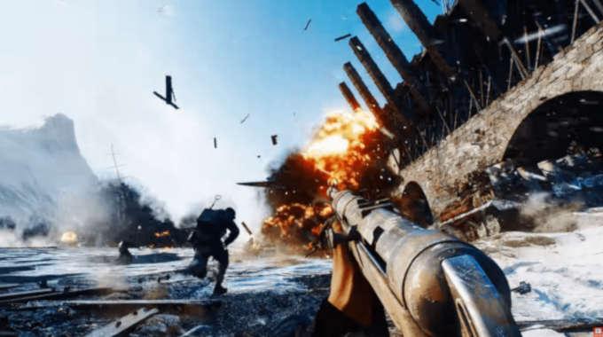 Battlefield V for free
