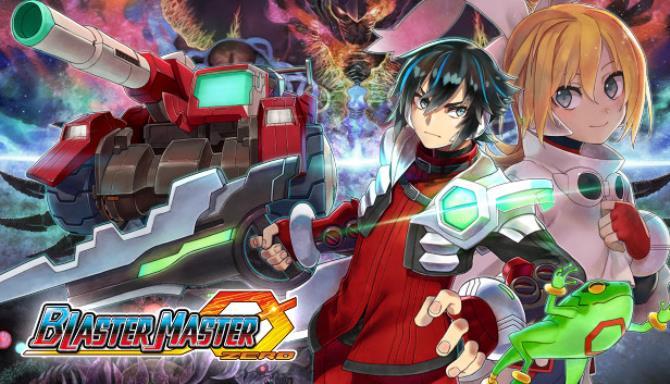 Blaster Master Zero free