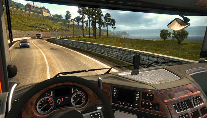 Euro Truck Simulator 2 for free