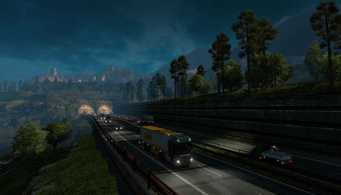 Euro Truck Simulator 2 free crack