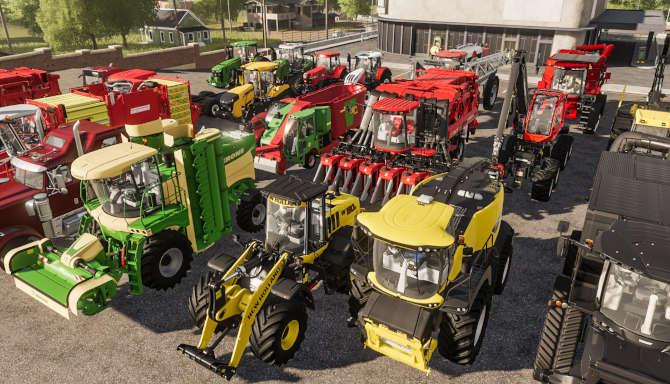 Farming Simulator 19 free
