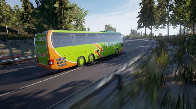 Fernbus Simulator for free 1