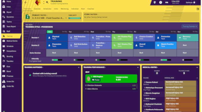 Football Manager 2019 cracked
