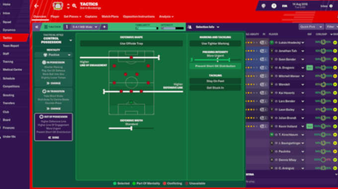 Football Manager 2019 for free