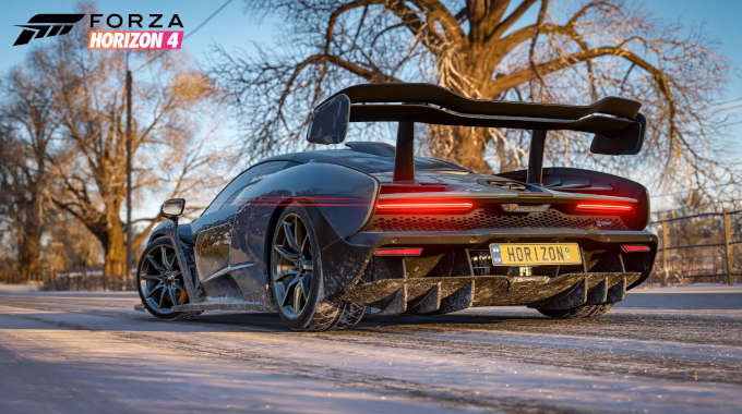 Forza Horizon 4 for free