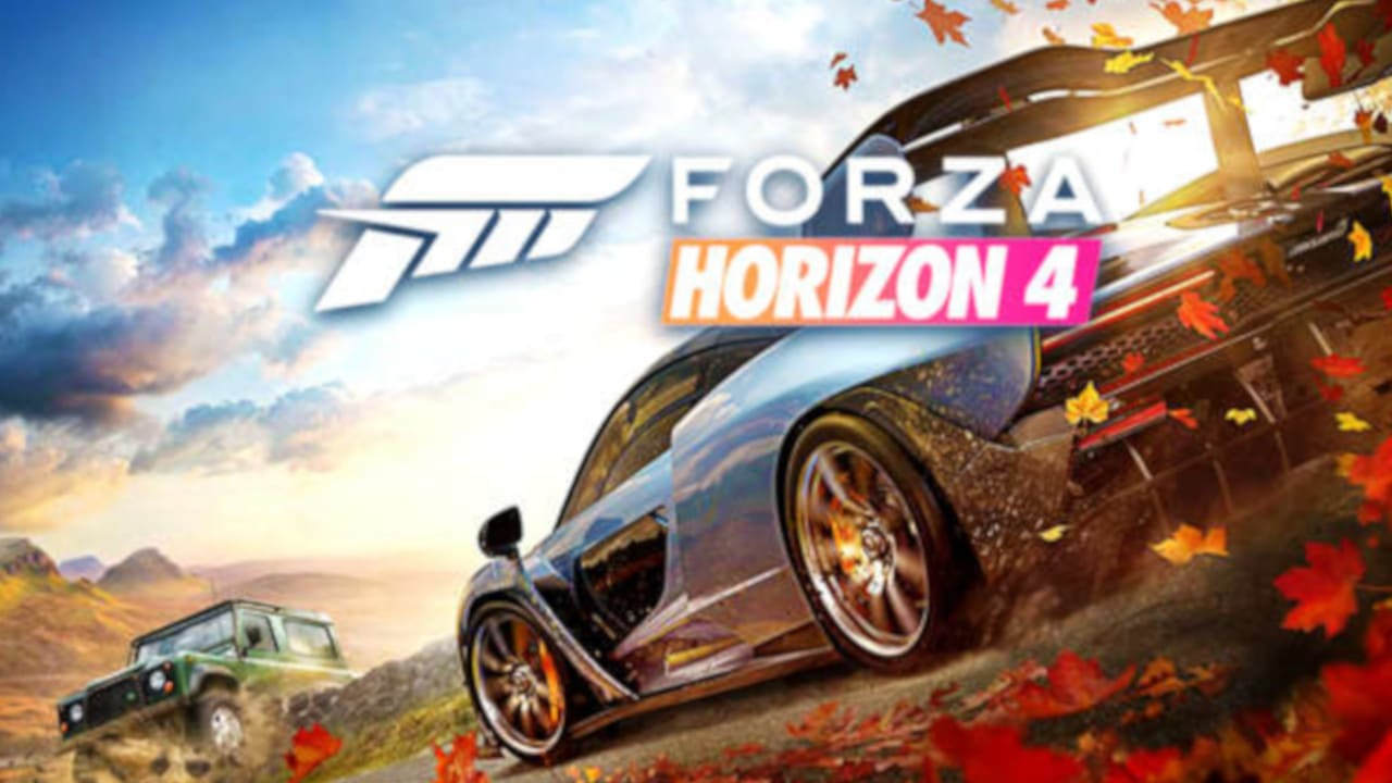 Forza Horizon 4 free