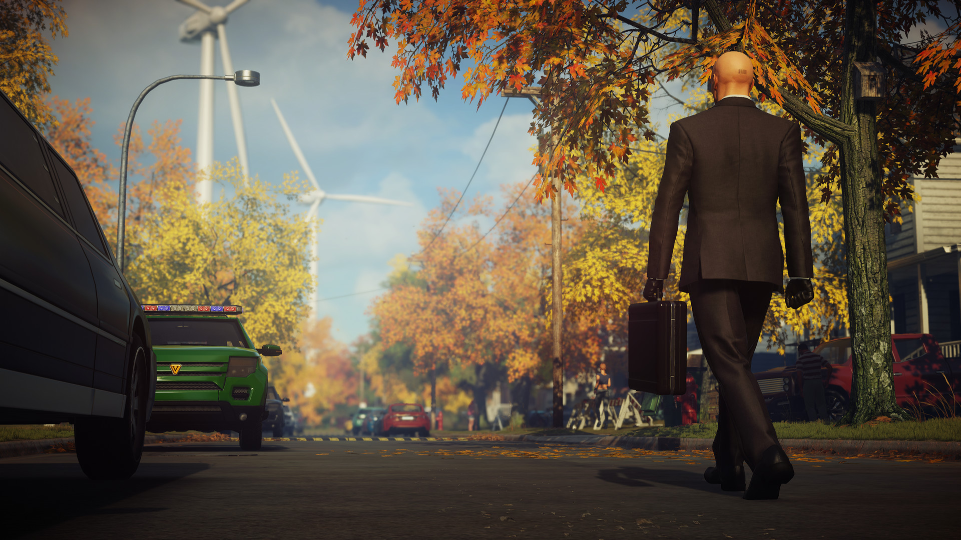HITMAN 2 free cracked