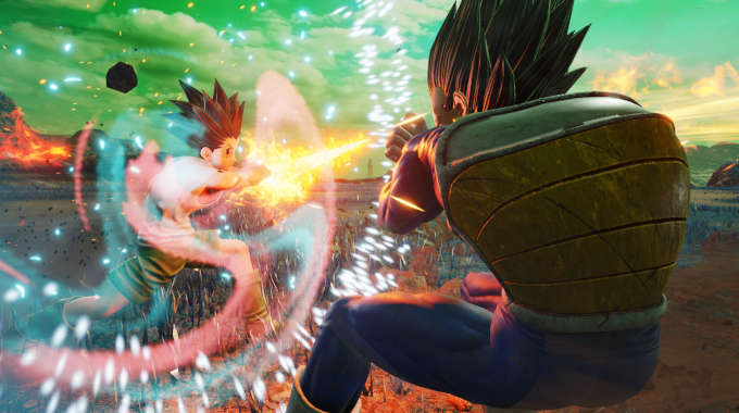 JUMP FORCE free download pc