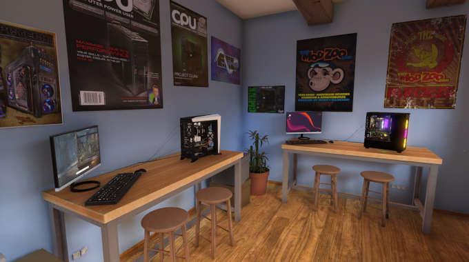 PC Building Simulator free download pc
