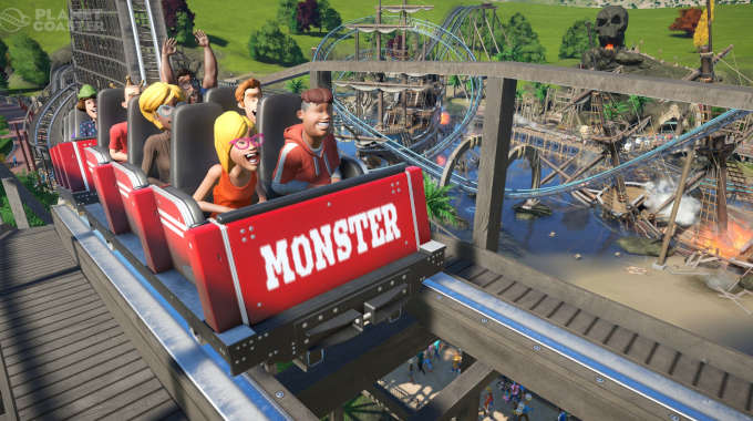 Planet Coaster cracked