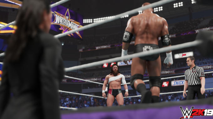 WWE 2K19 for free
