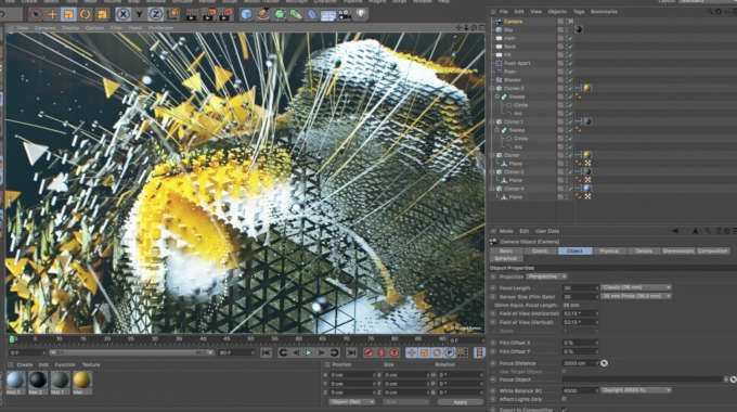 Cinema 4D for free