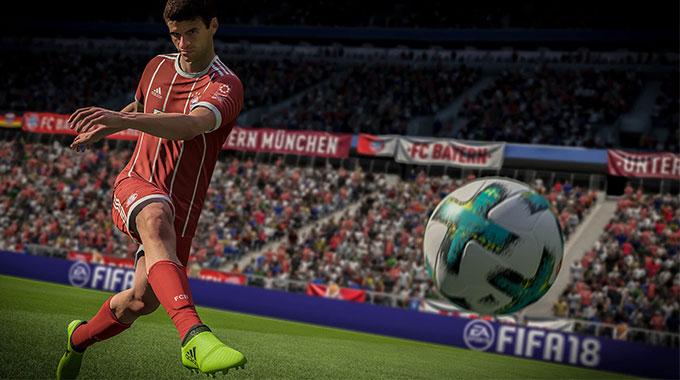 FIFA 18 cracked 1