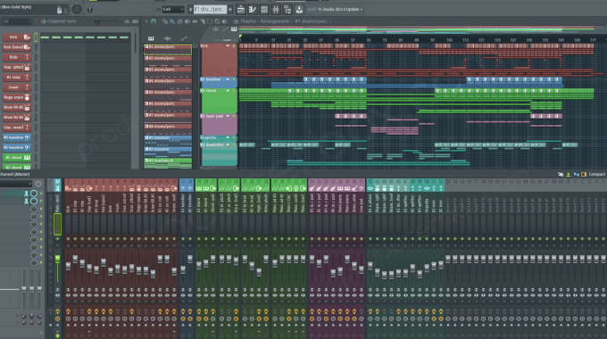 FL STUDIO 20 cracked