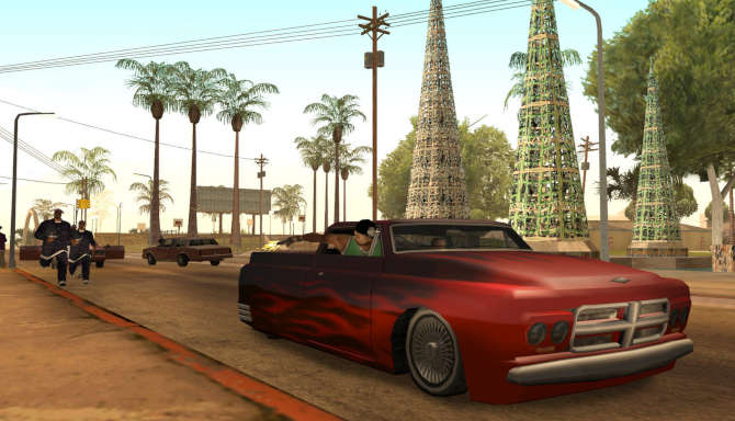 Grand Theft Auto San Andreas free download