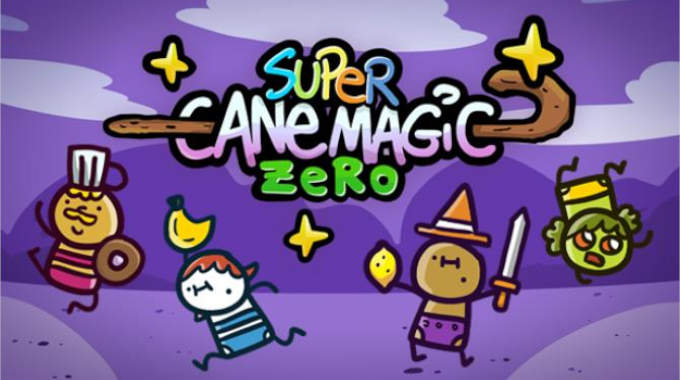 Super Cane Magic ZERO free