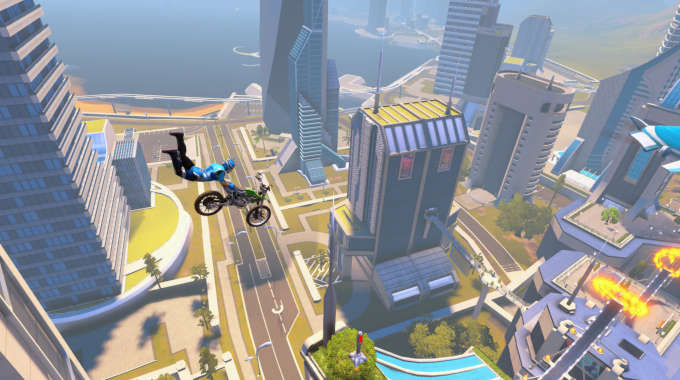 Trials Fusion for free