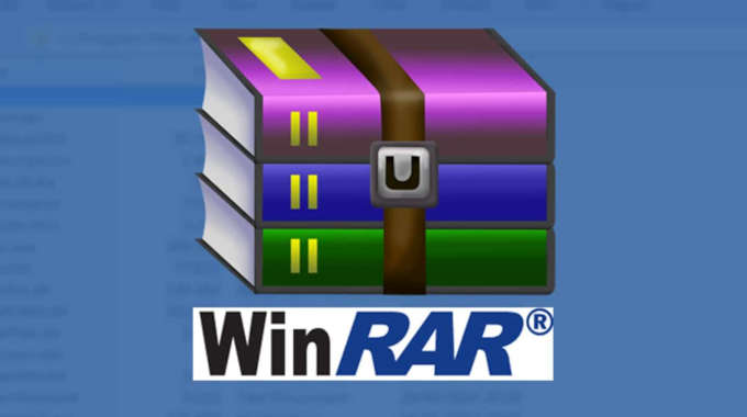 WinRAR Unlimited License Trial
