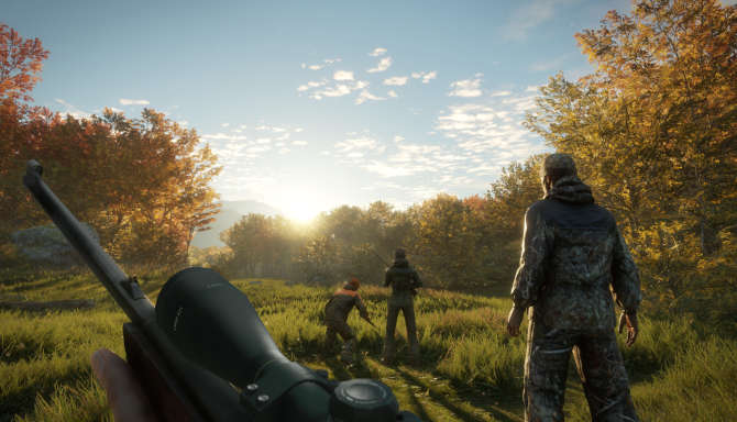 theHunter Call of the Wild for free