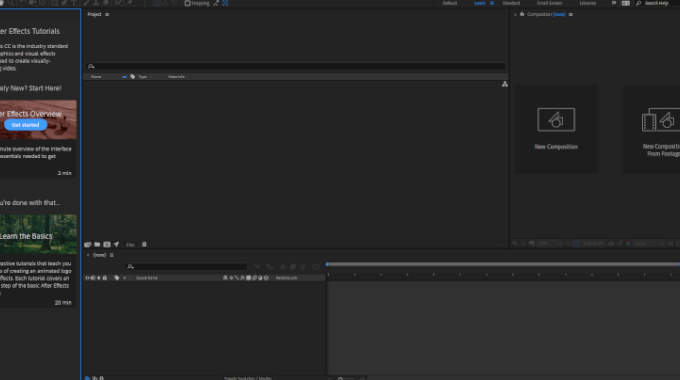 Adobe After Effects 2019 cracked