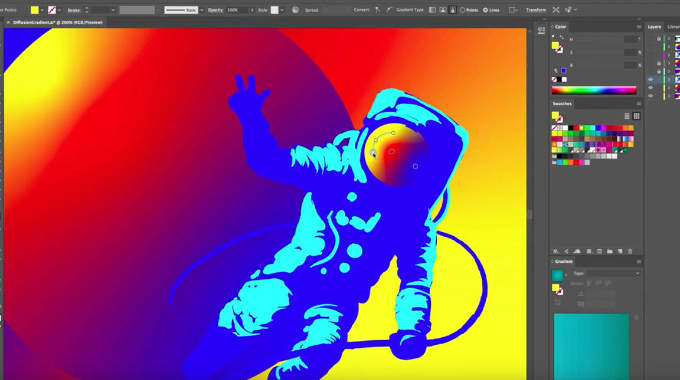 Adobe Illustrator 2019 free download
