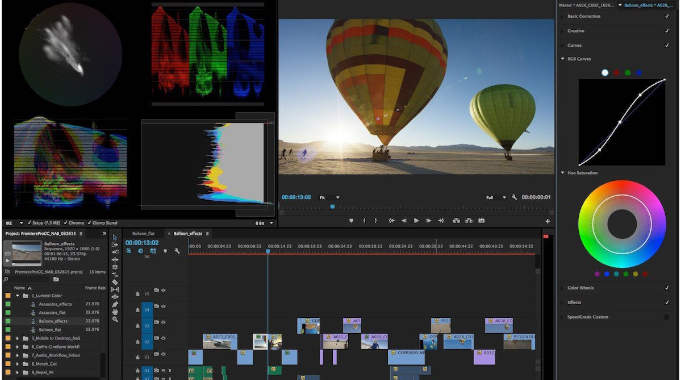 Adobe Premiere Pro 2019 for free