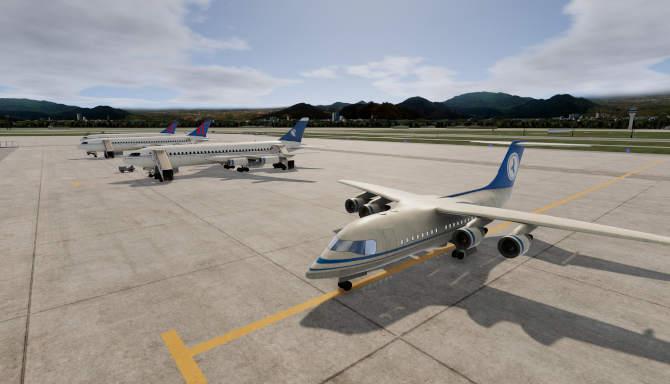 Airport Simulator 2019 cracked