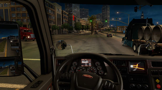 American Truck Simulator for free