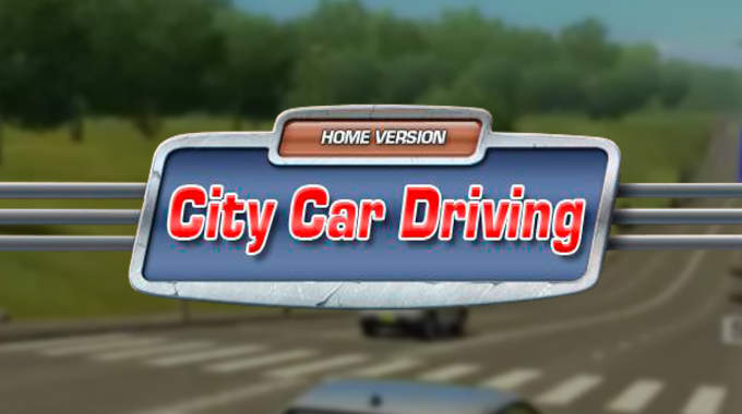 City Car Driving free