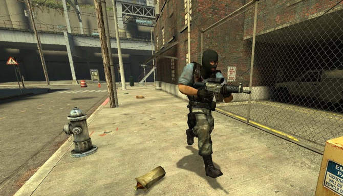 Counter Strike Source cracked