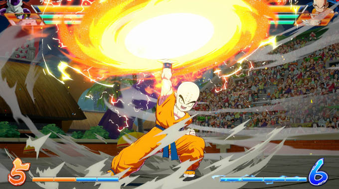 DRAGON BALL FighterZ cracked