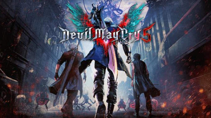 Devil May Cry 5 free