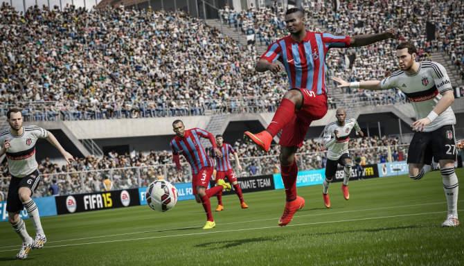 FIFA 15 cracked