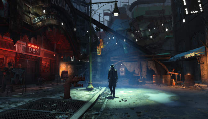 Fallout 4 for free