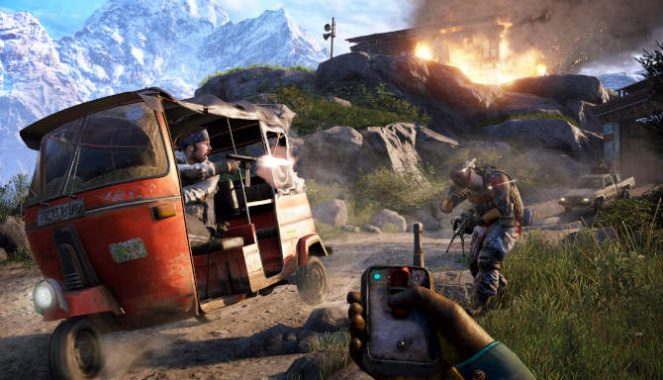 Far Cry 4 for free