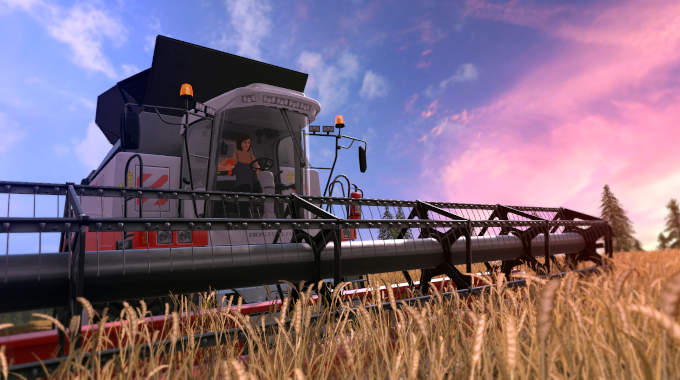 Farming Simulator 17 cracked