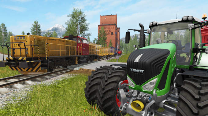 Farming Simulator 17 for free