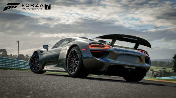 Forza Motorsport 7 cracked
