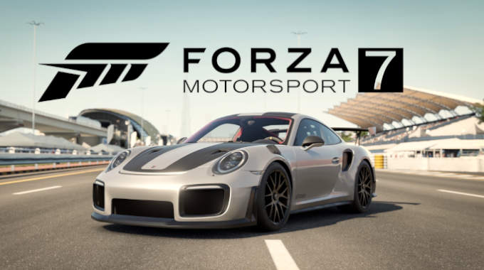 Forza Motorsport 7 free