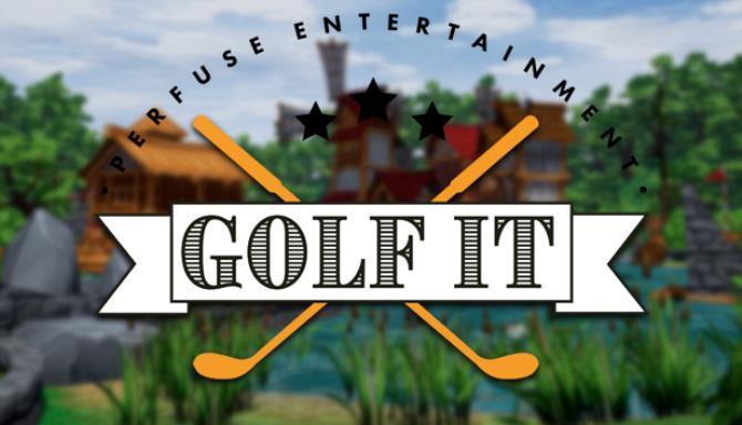 Golf It free