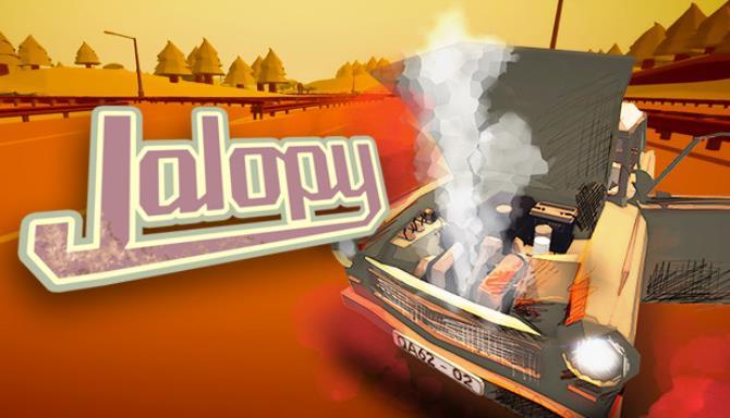 Jalopy – The Car Driving Road Trip Simulator
