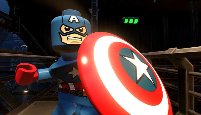LEGO Marvel Super Heroes 2 cracked