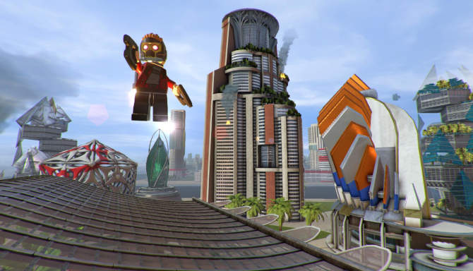LEGO Marvel Super Heroes 2 free download